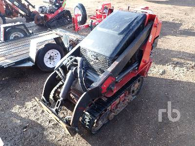 2006 TORO DINGO TX420 Walk Behind Compact Track Loader