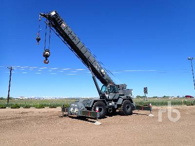 2012 TEREX RT670 4x4x4 Rough Terrain Crane