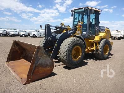 2012 JOHN DEERE 544K Wheel Loader