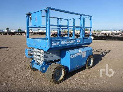 2006 GENIE GS2668RT Scissorlift
