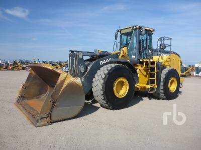 2013 JOHN DEERE 844K Series II Wheel Loader