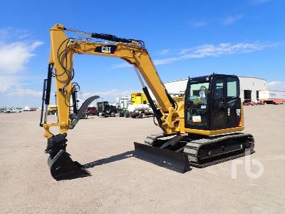 2015 CATERPILLAR 308E2CR Midi Excavator (5 - 9.9 Tons)