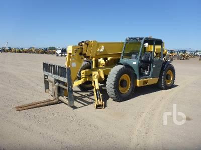 2008 GEHL DL1155H 11000 Lb Telescopic Forklift