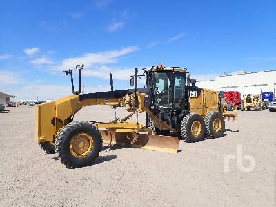 2011 CATERPILLAR 140M2 VHP Plus Motor Grader