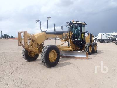 2008 CATERPILLAR 140M VHP Plus Motor Grader