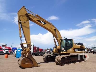 2005 CATERPILLAR 345B Series II Hydraulic Excavator