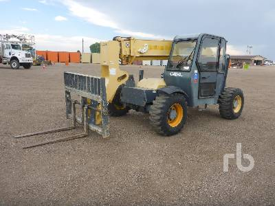 2008 GEHL RS6-34 6000 Lb 4x4x4 Telescopic Forklift