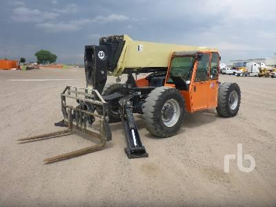 2013 JLG G1255A 12000 Lb 4x4x4 Telescopic Forklift