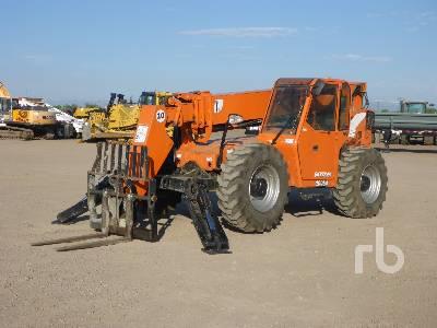 JLG 10054 10000 Lb 4x4x4 Telescopic Forklift
