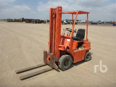 TCM FG II 2000 Lb Forklift