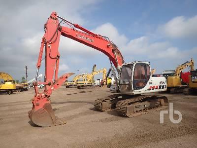 1990 LINK-BELT 160LX Hydraulic Excavator