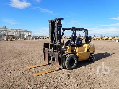 2006 CATERPILLAR DP50K 11000 Lb Forklift