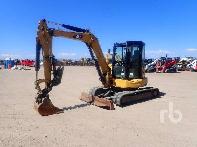 2017 CATERPILLAR 305.5E2 Mini Excavator (1 - 4.9 Tons)