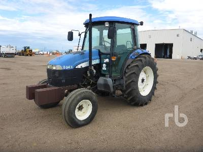 NEW HOLLAND TD95D 2WD Tractor