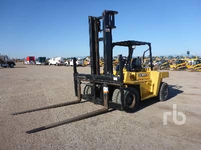 2006 CATERPILLAR DP70 15500 Lb Forklift