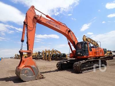 2004 HITACHI ZX450LC Hydraulic Excavator