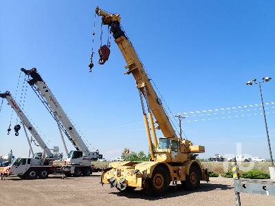 GROVE RT740 40 Ton 4x4x4 Rough Terrain Crane