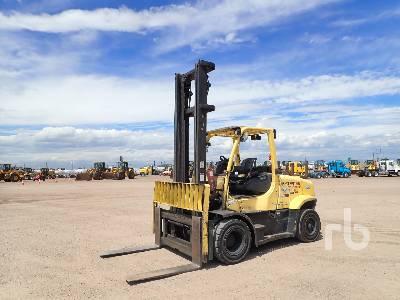 2013 HYSTER H155FT 14500 Lb Forklift