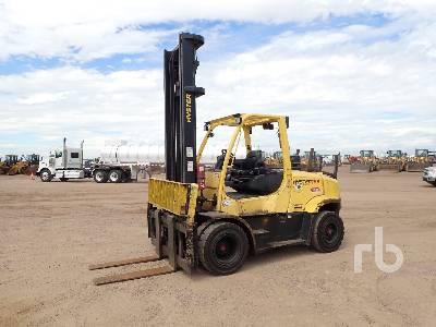2014 HYSTER H155FT 14500 Lb Forklift