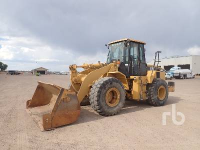 2005 CATERPILLAR 950G Series II Wheel Loader