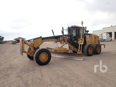 2012 CATERPILLAR 140M2 AWD VHP Plus Motor Grader