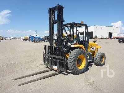 2002 JCB 930 6000 Lb Rough Terrain Forklift