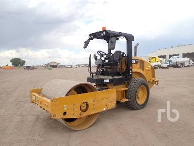 2016 CATERPILLAR CS44B Vibratory Roller
