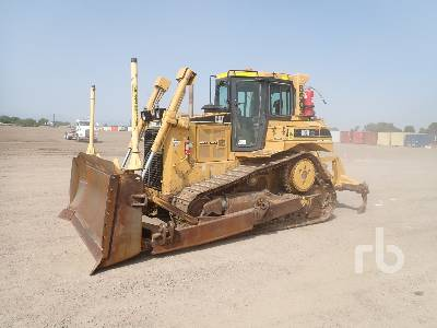2001 CATERPILLAR D6R XL Crawler Tractor