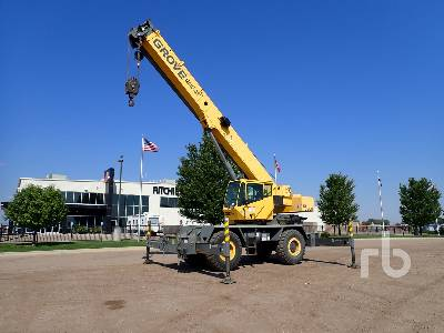 2003 GROVE RT530E 30 Ton 4x4x4 Rough Terrain Crane