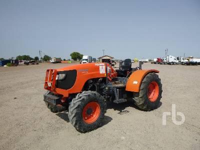 KUBOTA M108S MFWD Tractor