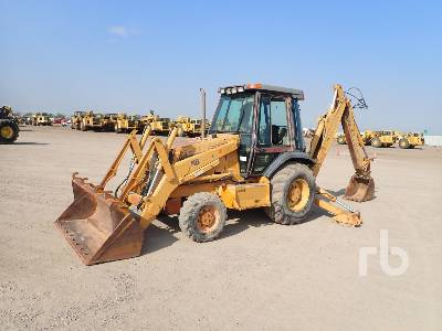 1996 CASE 580SL 4x4 Loader Backhoe
