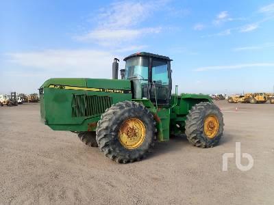 1989 JOHN DEERE 8560 4WD Tractor