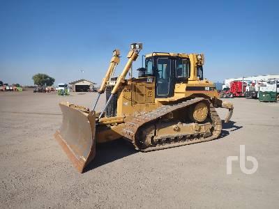 2007 CAT D6R XWVP Series III Crawler Tractor