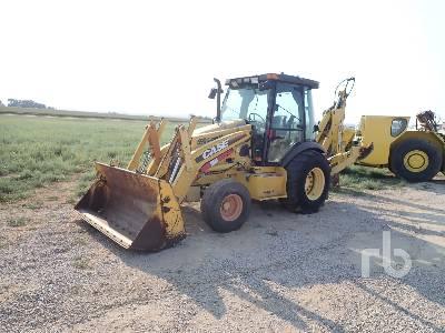 2007 CASE 590 SUPER M Loader Backhoe Parts/Stationary Construction-Other