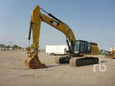 2012 CATERPILLAR 349EL Hydraulic Excavator