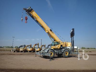 2007 GROVE RT700E 60 Ton 4x4x4 Rough Terrain Crane