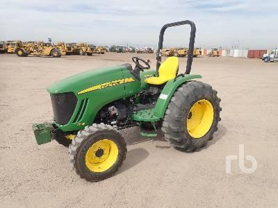 2012 JOHN DEERE 4105 Utility Tractor