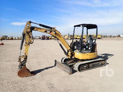 2013 CATERPILLAR 303.5E Mini Excavator (1 - 4.9 Tons)