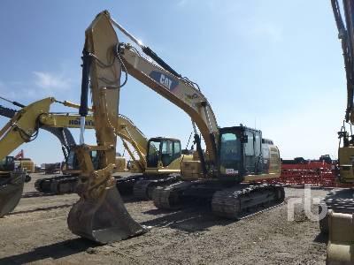 2017 CATERPILLAR 326FL TC Hydraulic Excavator