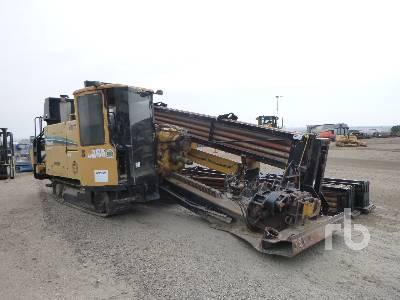 2008 VERMEER D100X120 Series II Crawler Directional Drill
