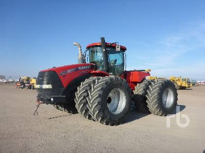 2013 CASE IH STEIGER 450 4WD Tractor