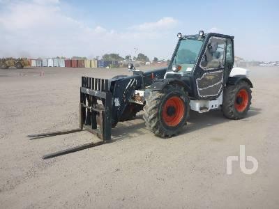 2008 BOBCAT V723 7000 Lb 4x4x4 Telescopic Forklift