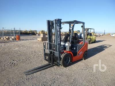 2020 HELI Forklift