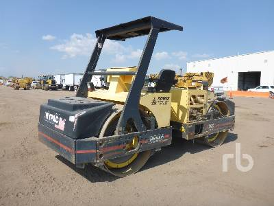 1982 HYPAC/BOMAG Tandem Vibratory Roller