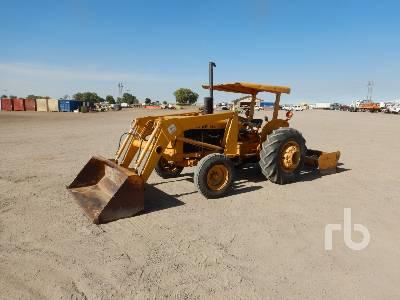 JOHN DEERE 302-D 2WD Tractor