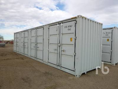 Unused 2020 40 Ft High Cube Multi Door Container
