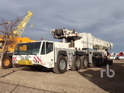 2004 DEMAG AC140 170 Ton 10x8x8 All Terrain Crane