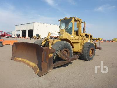 1978 CATERPILLAR 814 Wheel Dozer Wheel Dozer