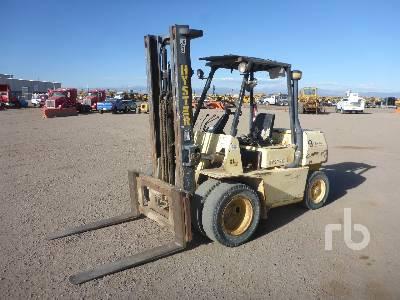 HYSTER H70XL 6800 Lb Forklift