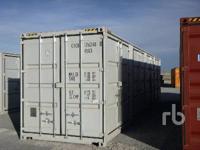 Unused 40 Ft Container